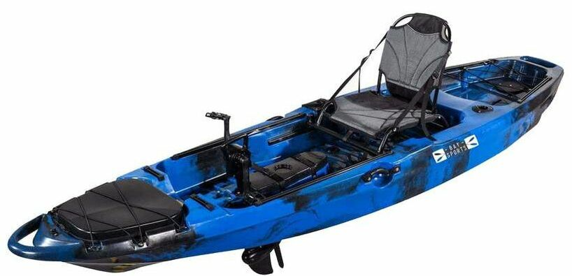 Riot Mako 10 Fishing Kayak
