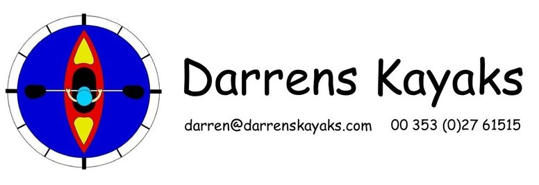 Darrens Kayaks - specialists in kayak and kayak accessory sales